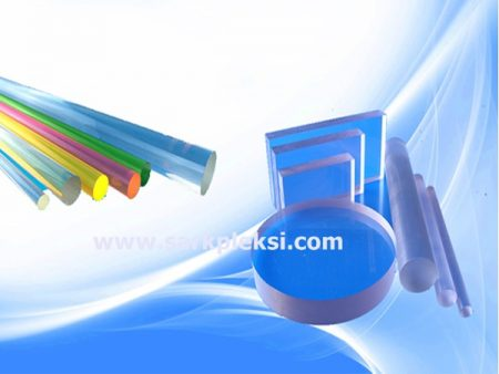 Transparent-Polycarbonate- PC- Rod